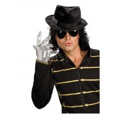 Michael Jackson Celebrities Black Fedora for Adult - Accessory