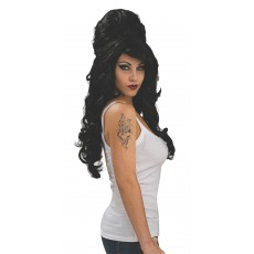 1960's Long Beehive Adult Wig - Accessory
