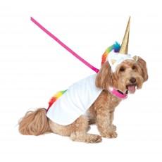 Unicorn Mythical Light Up Pet Pet Costume