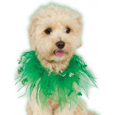 St. Pats Day Pet Collar St Patrick's day