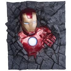 Iron Man Character 3D Wall Art - Decor