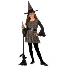 Patchwork Witch Child Costume