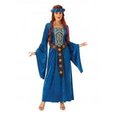 Juliet Medieval & Knights Medieval Maiden Adult Costume