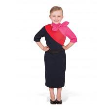 Qantas Female Cabin Crew Careers Child Uniform