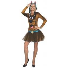 Scooby-doo Scooby Doo Female Adult Costume