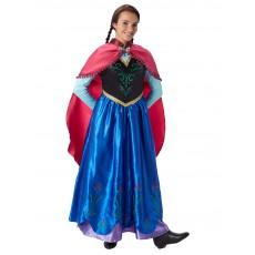 Anna Disney Frozen Deluxe Adult Costume