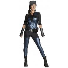 Sonya Blade Mortal Kombat Deluxe Adult Costume