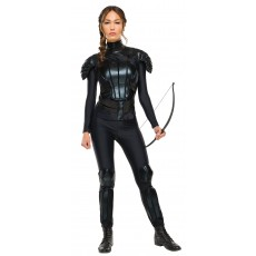 Katniss 'rebel' Deluxe Adult Costume The Hunger Games