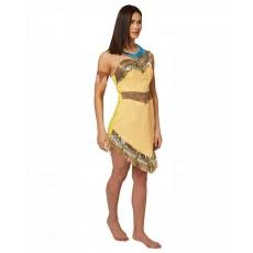 Pocahontas Western Deluxe Adult Costume