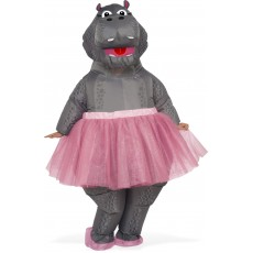 Hippo Animals Inflatable Adult Costume