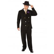 Gangster 1920s Adult Costume