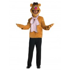 Fozzie Bear The Muppets Adult Costume
