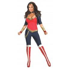 Wonder Woman Deluxe Women's Adult Costume