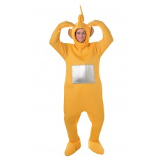 Laa-laa Teletubbies Teletubbies Deluxe Adult Costume