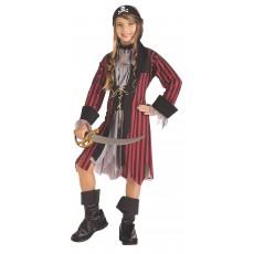 Caribbean Princess Pirate Child Costume