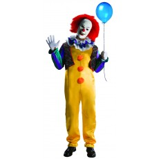 Pennywise IT PennyWise Deluxe Adult Costume