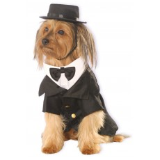 Dapper Dog Pet Costume Halloween