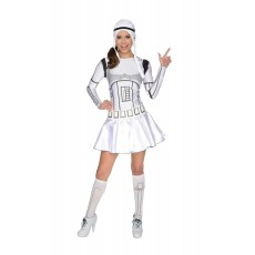 Stormtrooper Star Wars Female Adult Costume