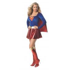 Supergirl Secret Wishes Adult Costume