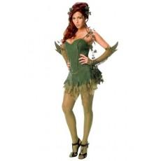 Poison Ivy DC Comics Secret Wishes Adult Costume