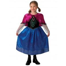 Anna Disney Frozen Deluxe Child Costume