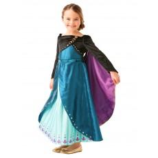 Queen Anna Disney Premium Frozen 2 Child Costume