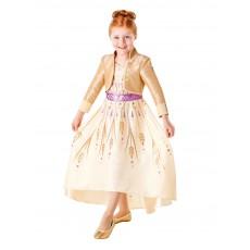 Anna Disney Frozen 2 Prologue Child Costume